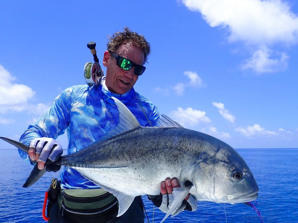 Alphonse Island, Seychelles, saltwater fishing, Indian Ocean fishing, GTs, giant
