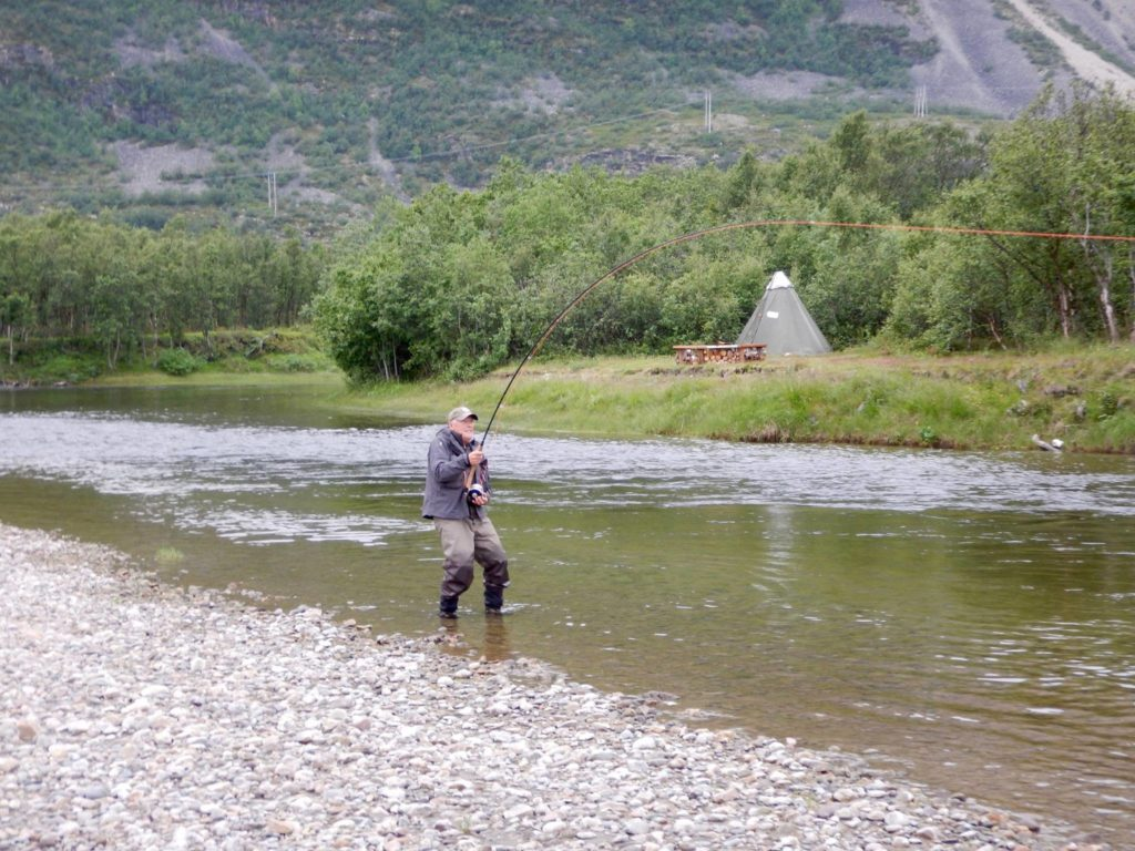 Oldero Lodge, Norway, Salmon fishing, Norway fishing guide, Aardvark McLeod, Norway fishing