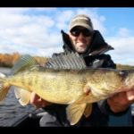 Trolling 3 Way Rigs for Walleyes and Trout