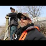 Shore Fishing for Catfish on the Root River